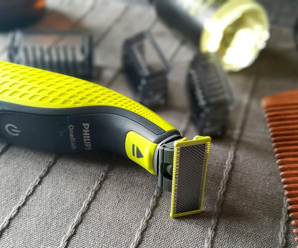 Philips OneBlade, un rasoir multifonctions abordable