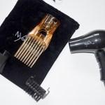 Xculpter wild Homme, cheveux et barbe. Un sèche-cheveux intelligent