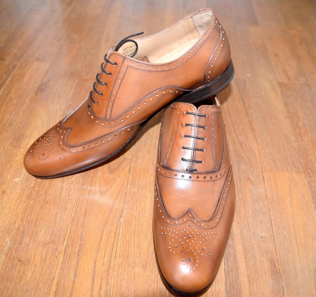 Bexley Savile, chaussures richelieu homme, test & avis
