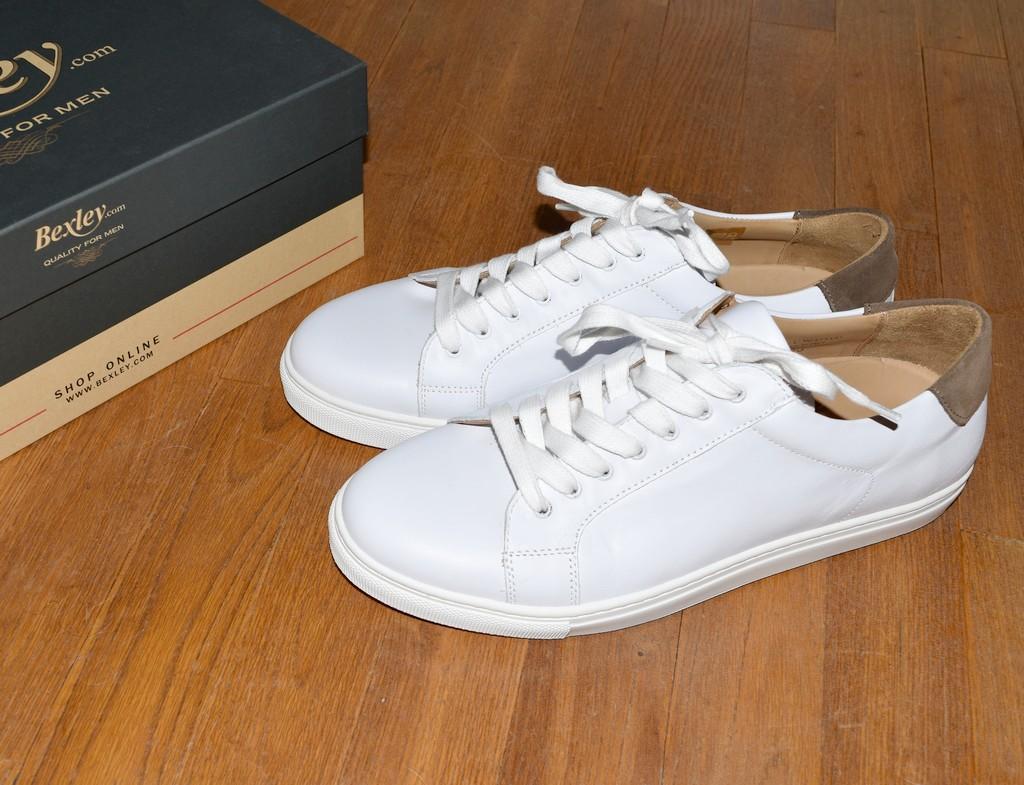 Bexley Inglewood, test & avis d'une sneaker homme