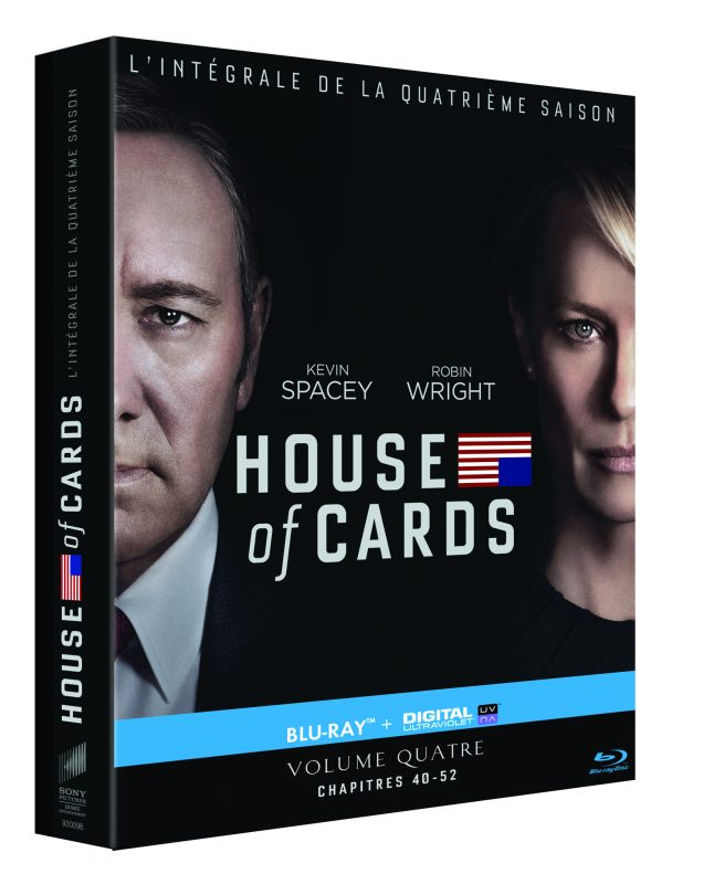 House of cards saison 4