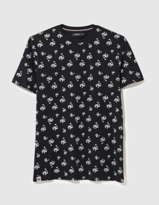 T-shirt à motif celio collection FFF - trucsdemec.fr, blog lifestyle masculin, blog mode homme, beauté homme