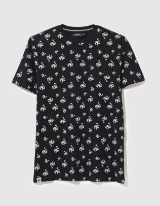 T-shirt à motif celio collection FFF - trucsdemec.fr, blog lifestyle masculin, blog mode homme, beauté homme