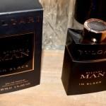 Bulgari Man In Black, pour hommes exigeants