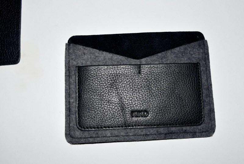 femme professionnel de la vente à chaud braderie KIKO les accessoires de voyage en cuir haut de gamme : test ...