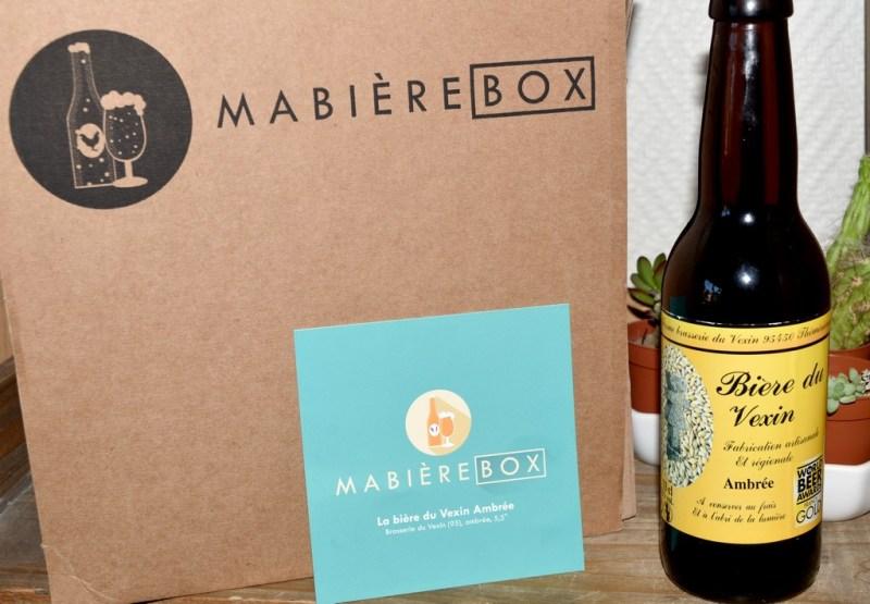 mabierebox janvier 2017