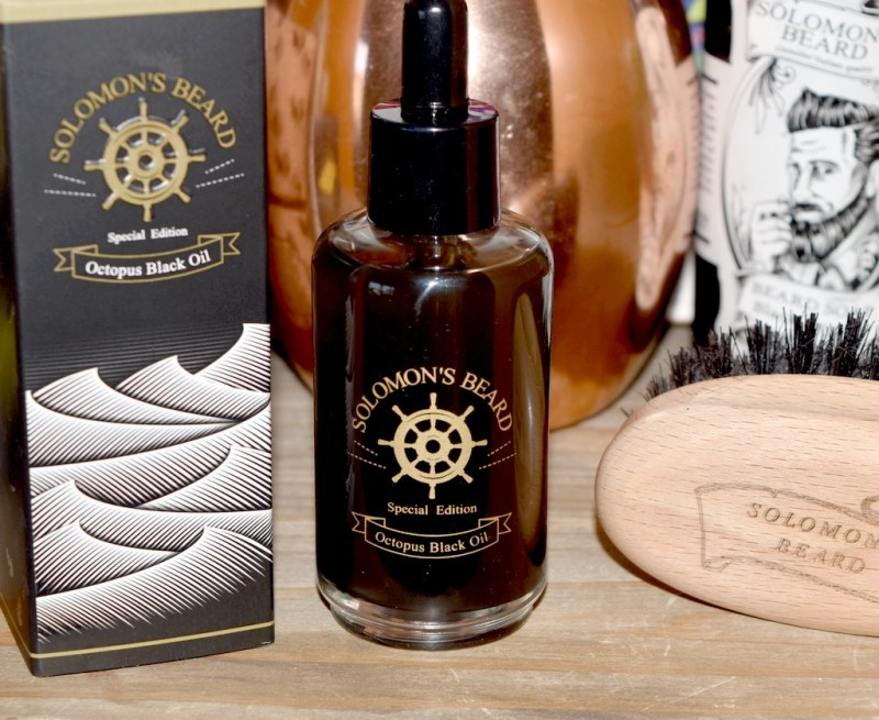 Octopus Black Oil