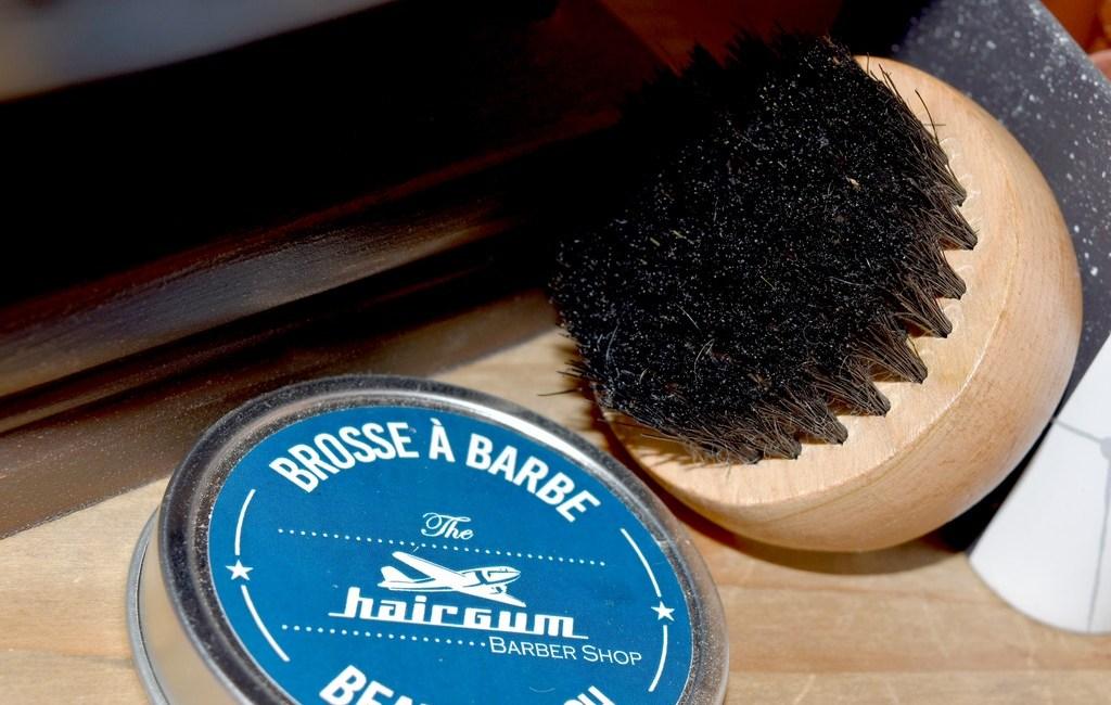 Huile à barbe Hairgum Barber Shop
