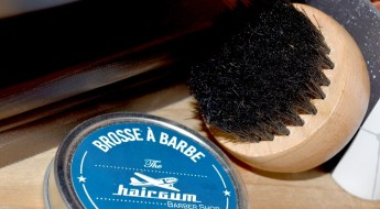 Huile à barbe Hairgum Barber Shop