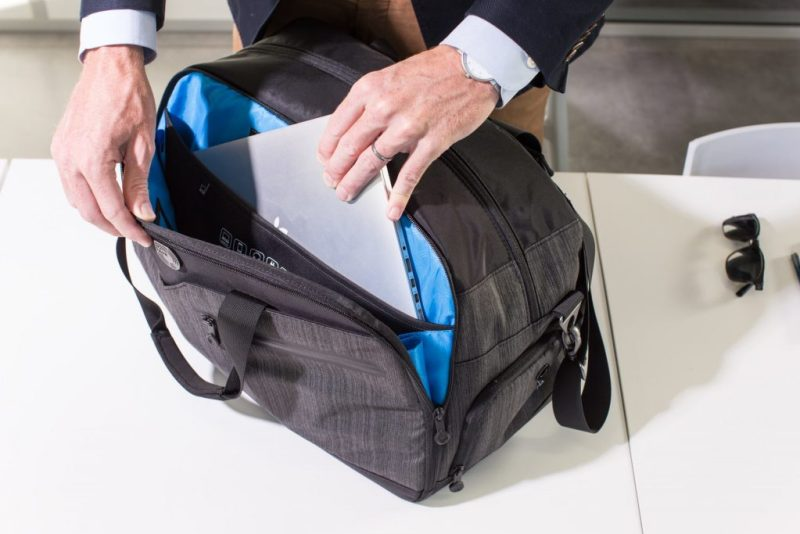 ec269860cb MUB, sac de voyage 48h pour homme innovant - test & avis