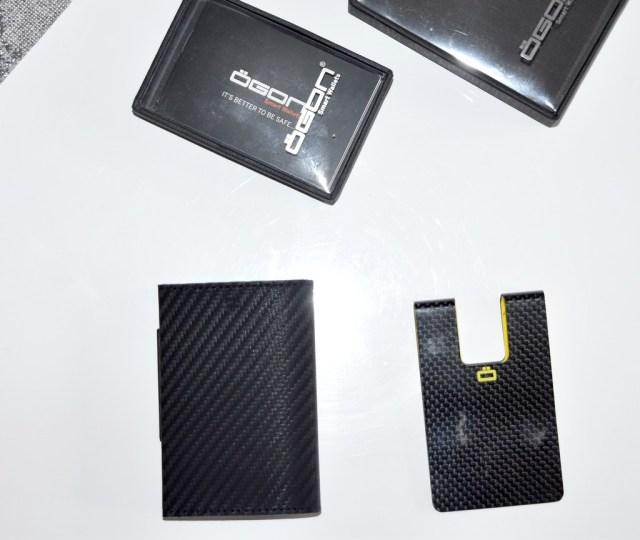 Ögon Smart Wallets Test Avis Du Cascade Wallet Et Du Portecartes C - Porte carte ogon
