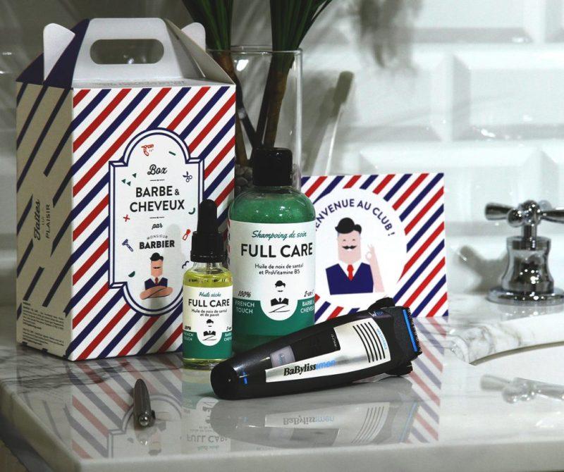 cadeaux pour homme barbus