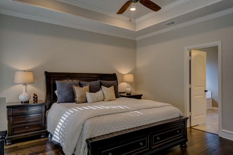 confort d'un bon lit