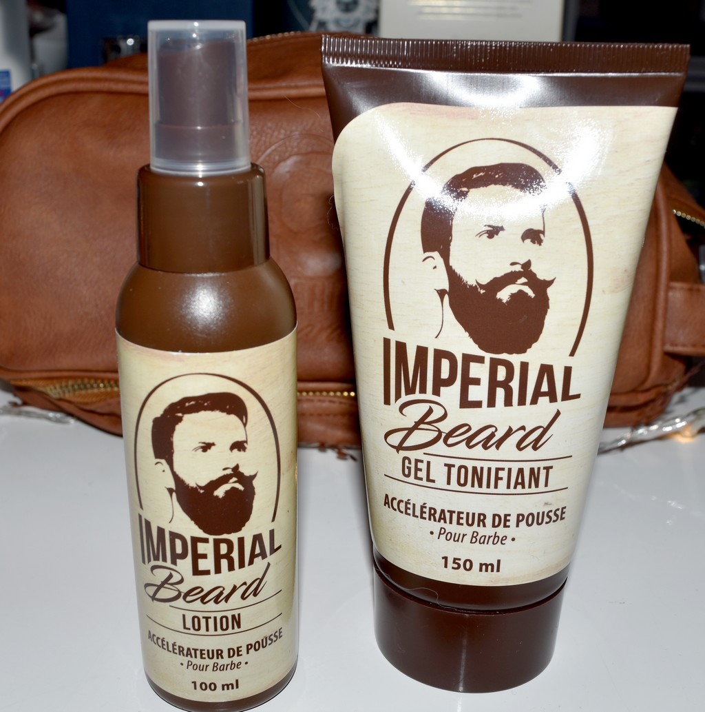 Imperial Beard, Accélérateur de pousse de barbe