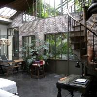 Aménager son loft avec des plantes d'intérieur