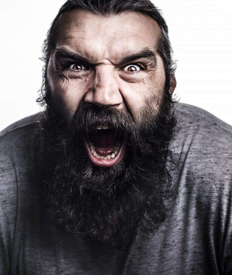 personnalités qui portent la barbe