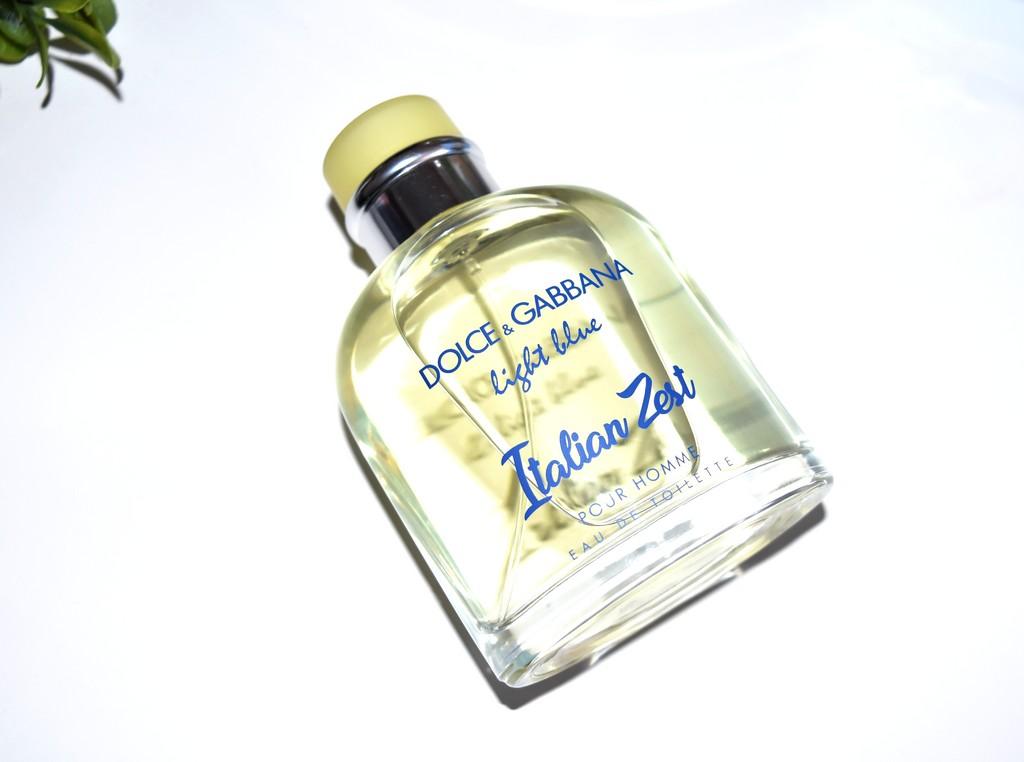 L'été Jus Parfait Italian Dolceamp; Blue Gabbana ZestUn Pour Light Ju1l35TFKc