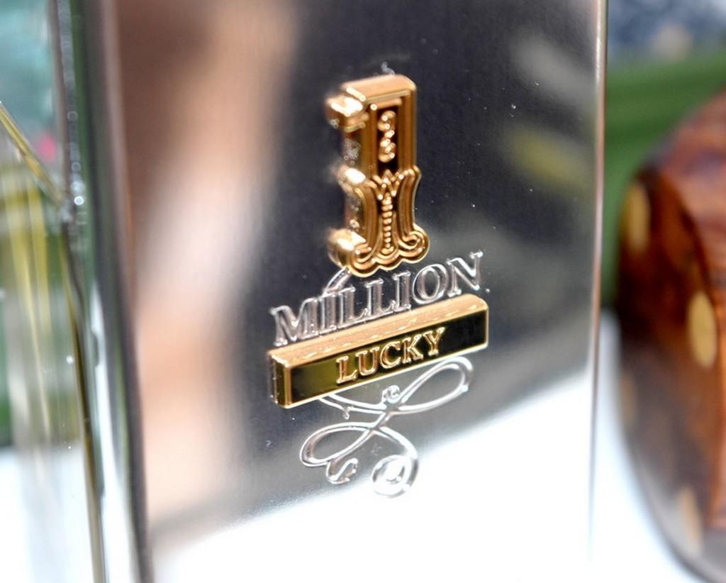 1 Parfum Boisé Et Testamp; Avis Gourmand LuckyUn Million f7ygb6