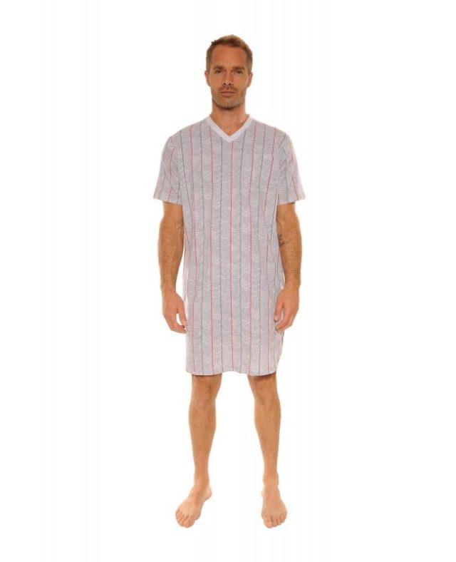 chemise de nuit pour homme