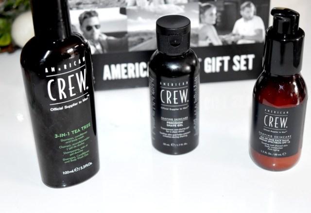 American crew gift set