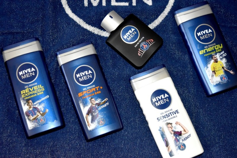 Nivea Men X PSG