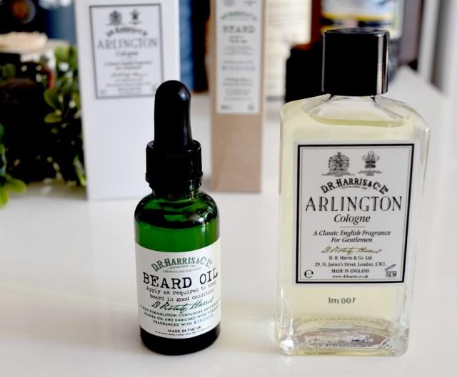 huile à barbe Dr Harris Windsor