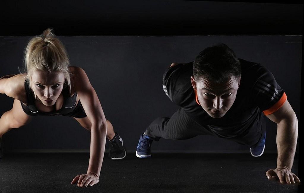 exercices de musculation au poids de corps