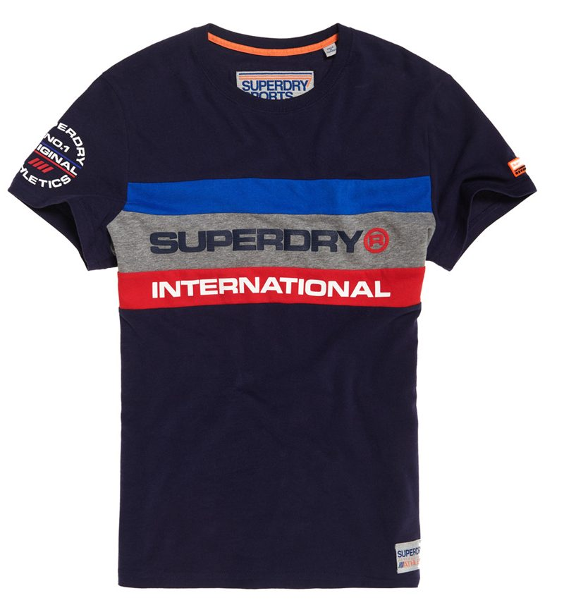 Superdry automne-hiver 2018