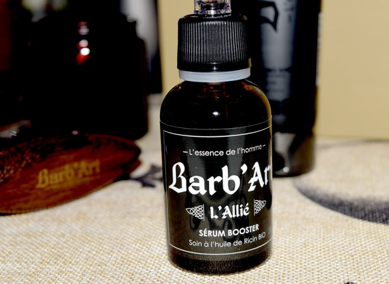 Coffret barbe Barb'Art