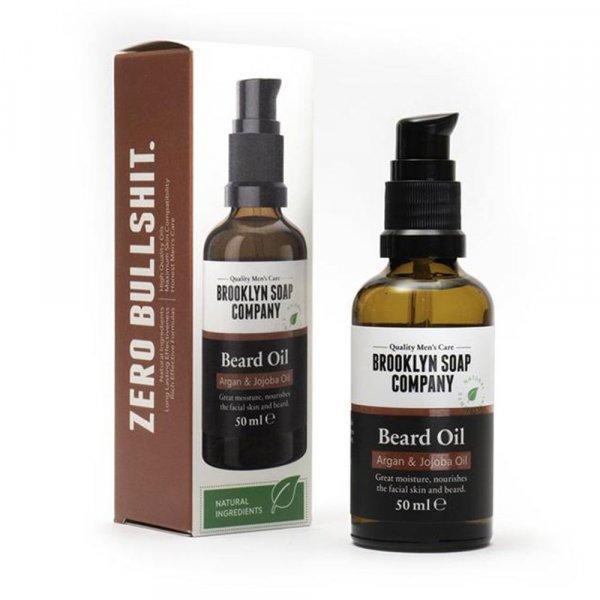 meilleure huile à barbe