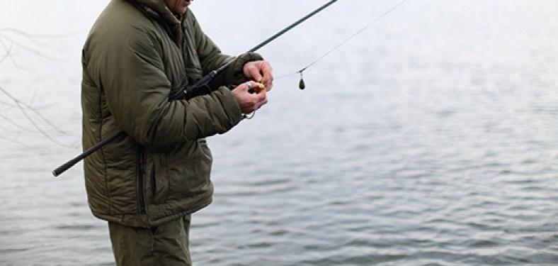 pêcher en hiver