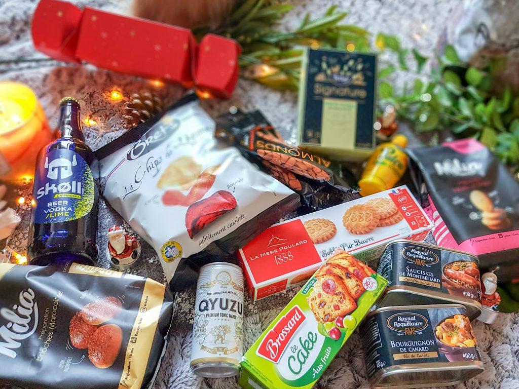 La Degustabox Novembre 2018 : préparer Noël en famille sans stress