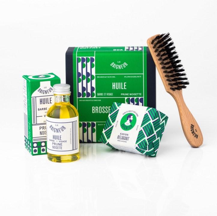 kits d'entretien pour la barbe