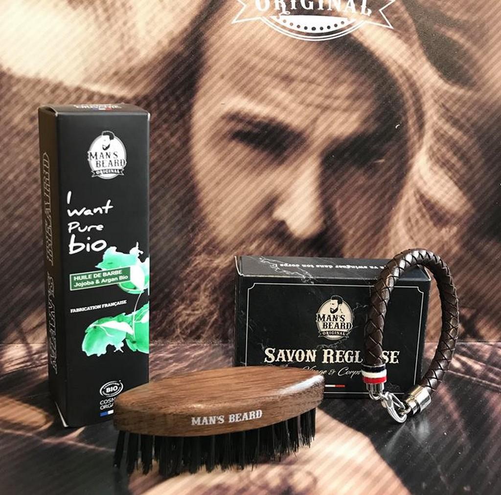 [Concours Inside]Un kit Man's Beard à remporter