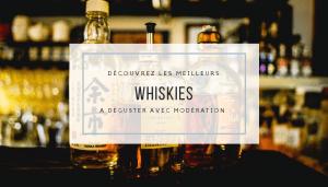 Les meilleurs whiskies