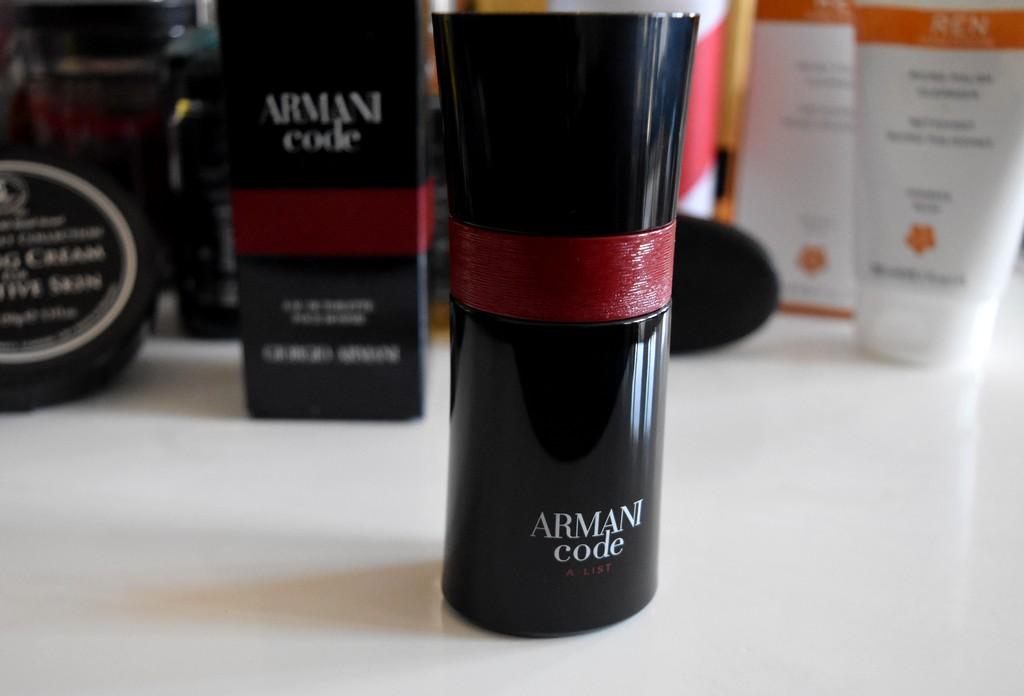 Code Boisé Aromatique A Plaisant ListUn Avis Armani Testamp; CBedxo