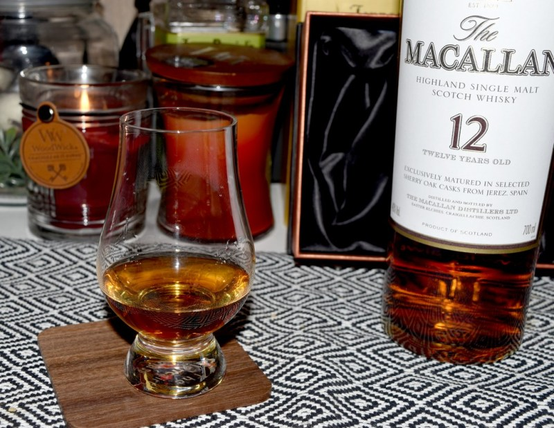 Maccalan 12 ans Sherry Oak