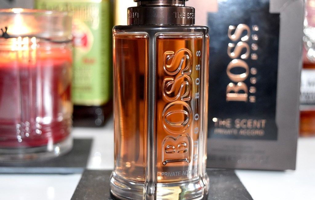 Boss The Scent Private Accord : un jus sensuel et gourmand - test & avis