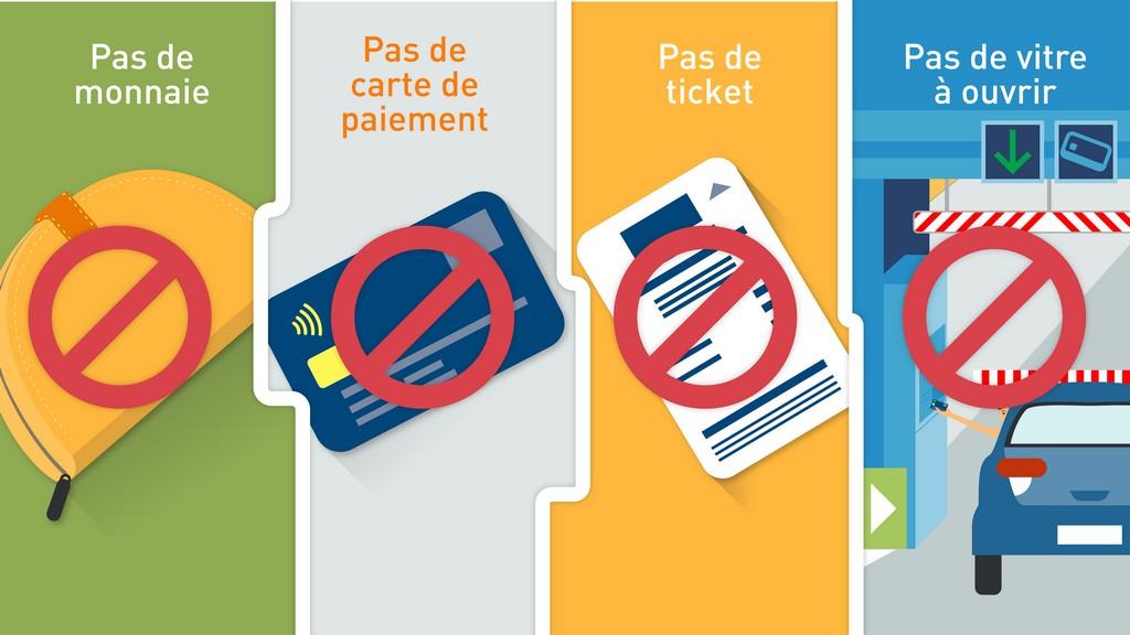 Le badge télépéage Liber-T de Bip&Go pour un gain de temps assuré sur la route des vacances.