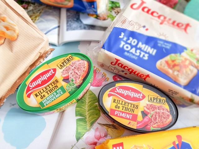 Degusta Box avril 2019