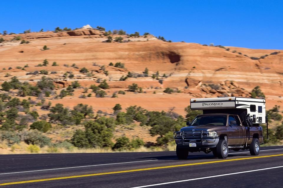 weekend en camping-car