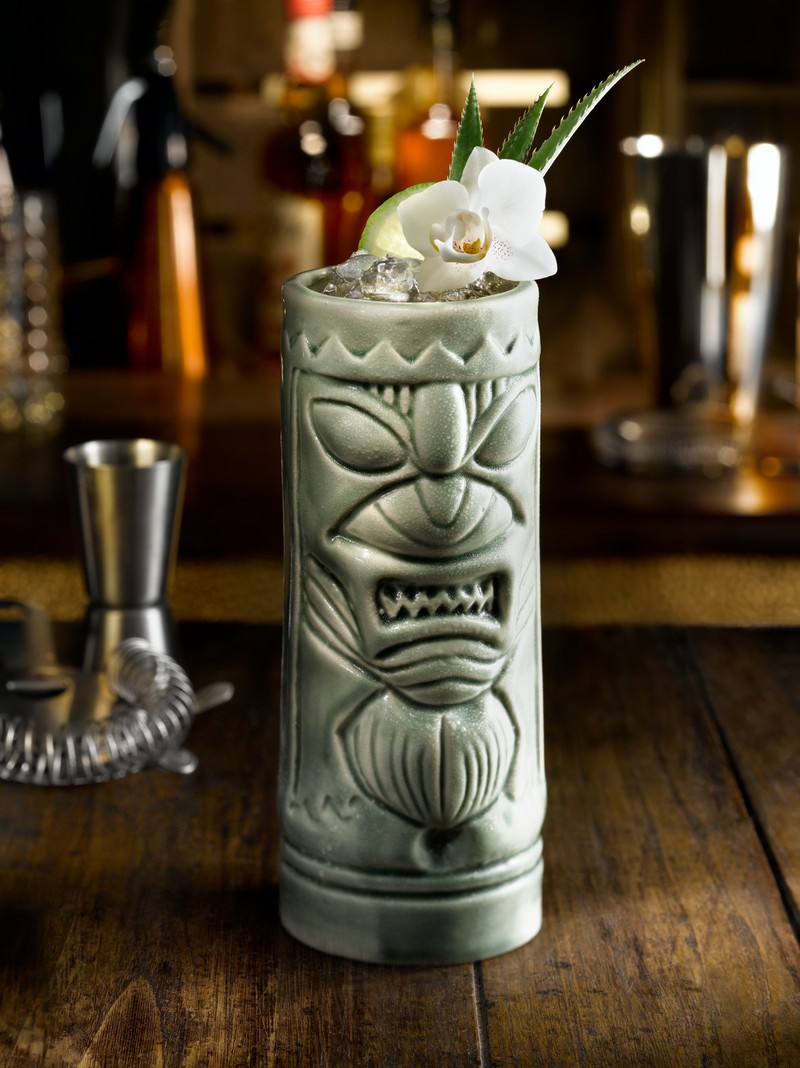 Cocktails Tiki