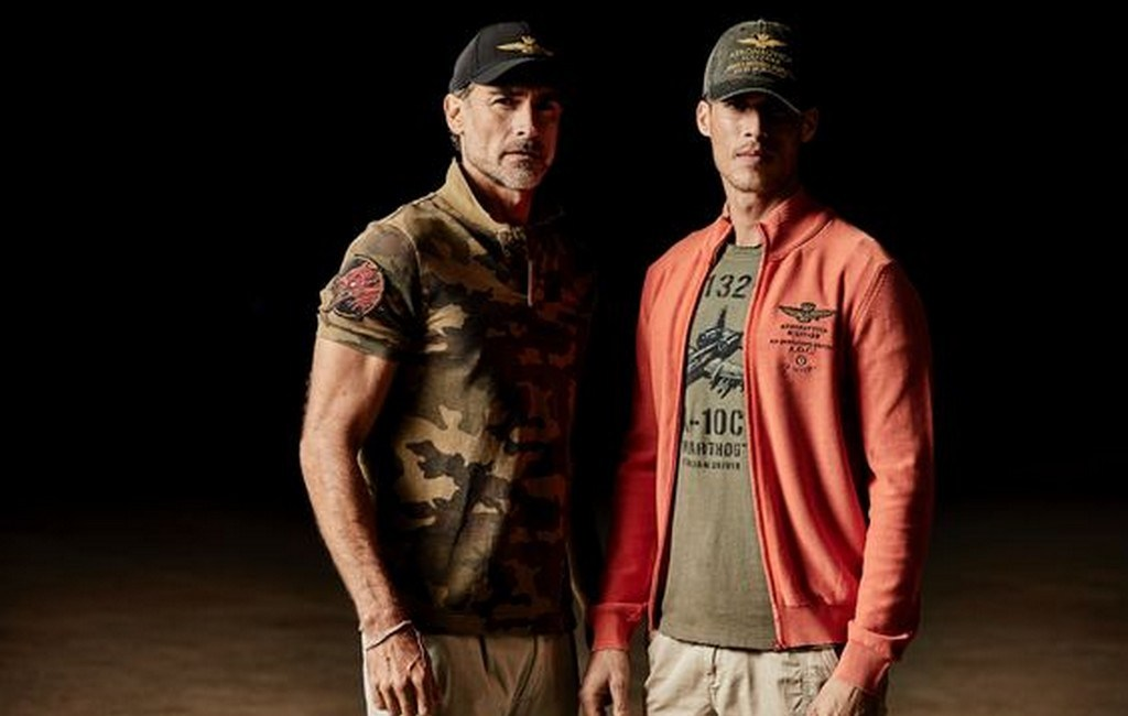 Collection Aeronautica Militare Printemps -été 2019