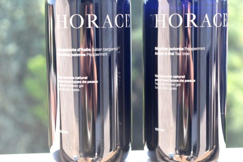 Gels douche Horace : soins naturels et rafraîchissants - test & avis