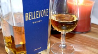 whisky Bellvoye Bleu Triple Malt