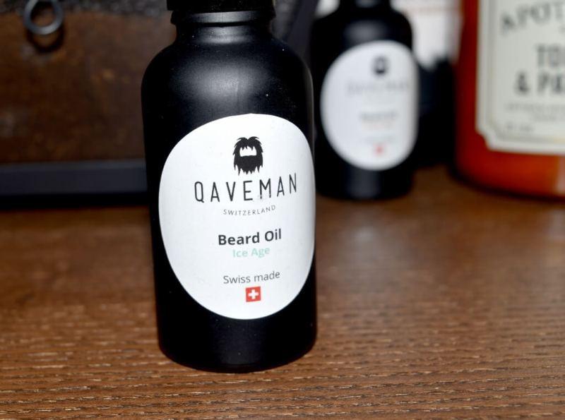 Soins à barbe Qaveman