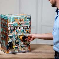 Le Beery Christmas 2019 dépoussière le traditionnel calendrier de l'Avent