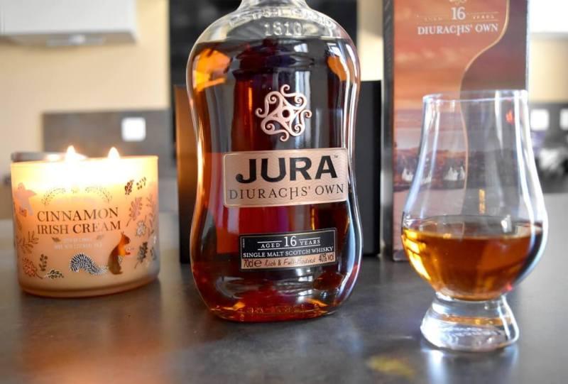 Jura 16 ans Diurach's Own
