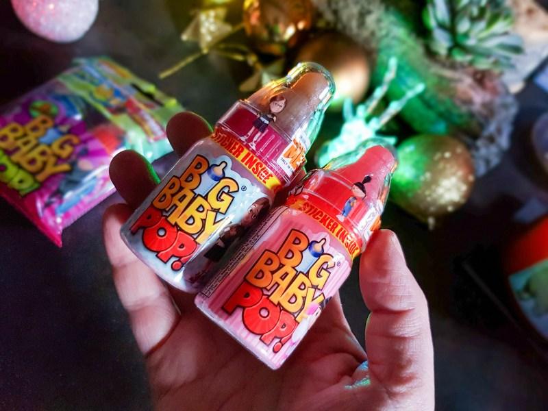 biberons bonbons Big Baby Pop