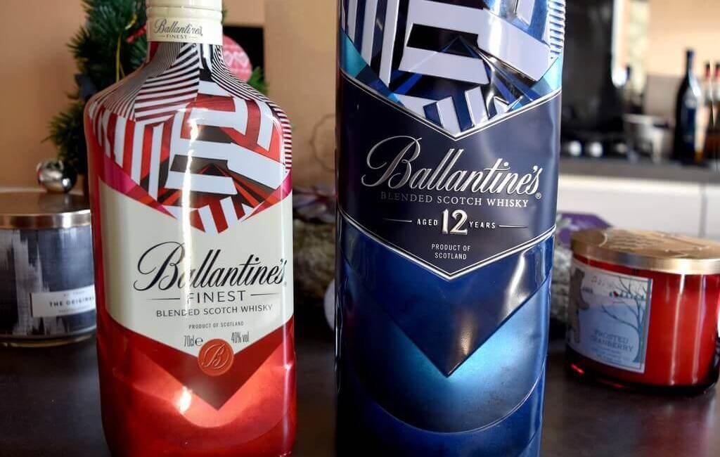 Editions Limitées Ballantine's